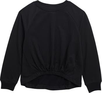 Свитер-пуловер Sweet Time со сборками спереди Z by Zella Girl