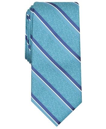 Мужской галстук в полоску Dena Perry Ellis
