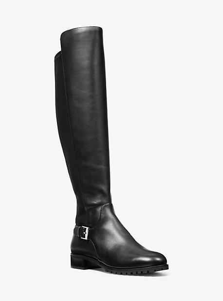 Кожаные ботинки Branson из эластичной кожи Michael Kors
