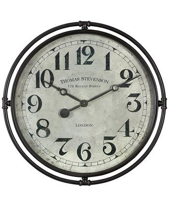 Настенные часы Nakul Industrial Uttermost