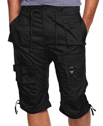 """Классические мужские шорты Flight Cargo 14 """", созданные для Macy's Sean John"""