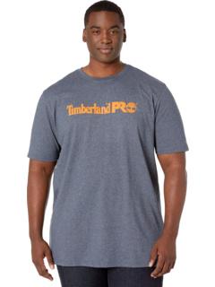 Базовая футболка с коротким рукавом с логотипом - высокий Timberland
