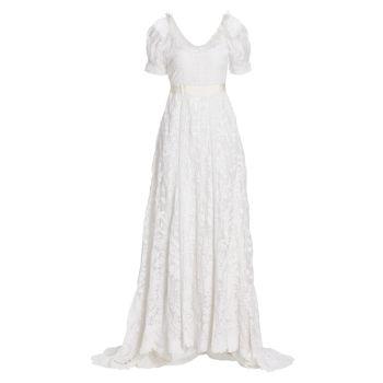 Свадебное платье Viviana LOVESHACKFANCY