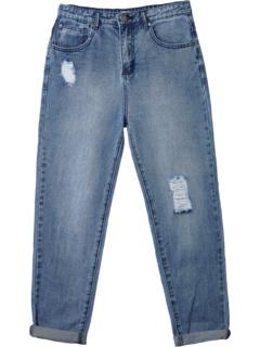 Бесплатные джинсы Indiana при средней стирке / рвании и ремонте (для больших детей) COTTON ON