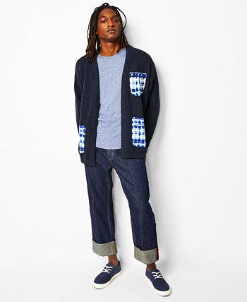 Мужской свитер-кимоно Kazu Sun + Stone