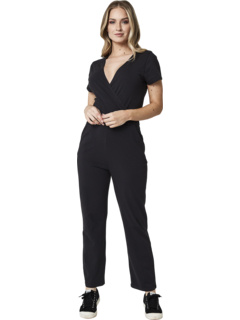 Organic Cotton Wrap Jumpsuit PACT