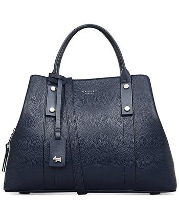 Кожаная сумка-портфель Provence Street среднего размера Radley London
