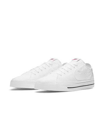 Мужские повседневные кроссовки из плотной ткани Court Legacy от Finish Line Nike