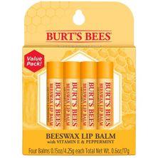 Бальзам для губ Burt's Bees 4-Pack BURT'S BEES