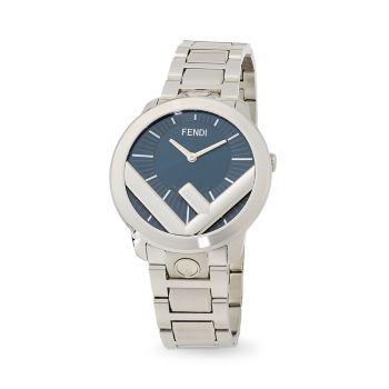 Часы-браслет из нержавеющей стали Fendi Timepieces