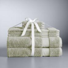 Simply Vera Vera Wang 6-piece Tencel Bath Towel Set Simply Vera Vera Wang