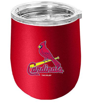 Бокал для вина без ножек из нержавеющей стали St. Louis Cardinals Memory Company