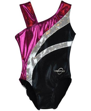 Детский гимнастический купальник для девочек Obersee