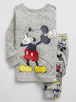 babyGap | Пижамный комплект с изображением Микки Мауса Disney Gap Factory