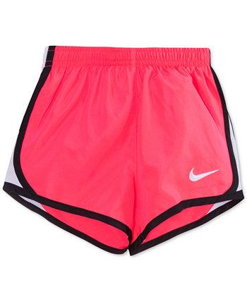Маленькие девочки Dri Fit Tempo Шорты Nike