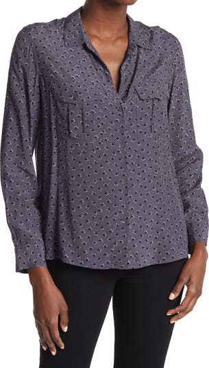 Рубашка на пуговицах с принтом Rhett Stars Rails