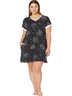 Sleepwear Plus Size Modal Spandex Sleepshirt Donna Karan