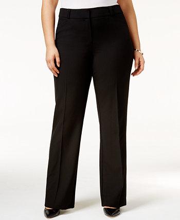 Плюс и миниатюрные соблазнительные брюки-пуховые сапоги большого размера, созданные для Macy's Alfani