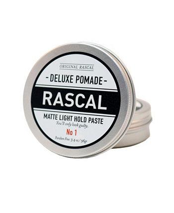 Deluxe Pomade 1, матовый или легкий, 3,4 унции Rascal