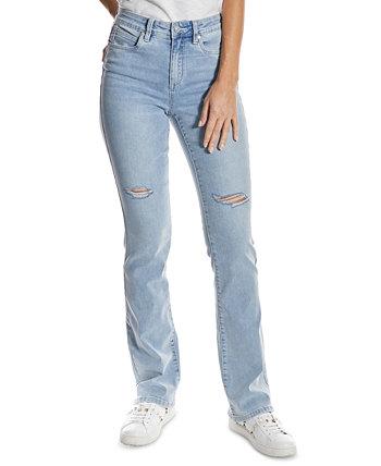 Рваные джинсы Bootcut OAT