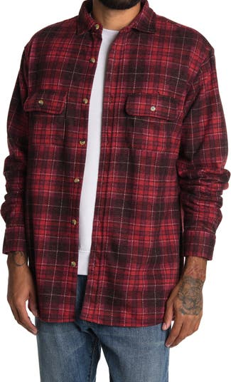 Куртка-рубашка в клетку-свитер TailorByrd