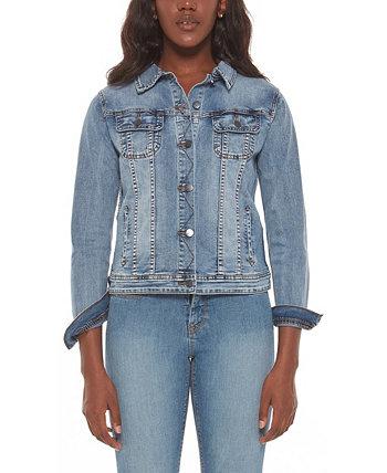 Женская джинсовая куртка Lola Jeans