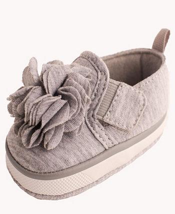 Обувь для девочек из холста Baby Deer
