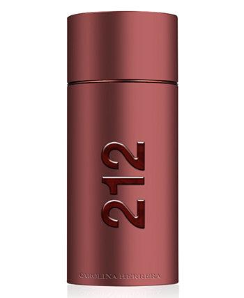 212 Sexy Men Туалетная вода-спрей, 3,4 унции. Carolina Herrera