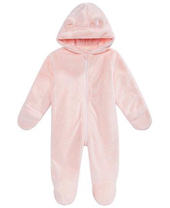 Плюшевая овсянка для новорожденных девочек, созданная для Macy's First Impressions