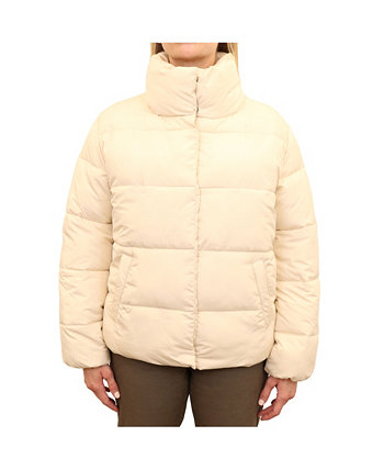Женская широкая стеганая куртка-пуховик Mountain And Isles