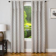 Softline 1-Panel Mythos Window Curtain Softline