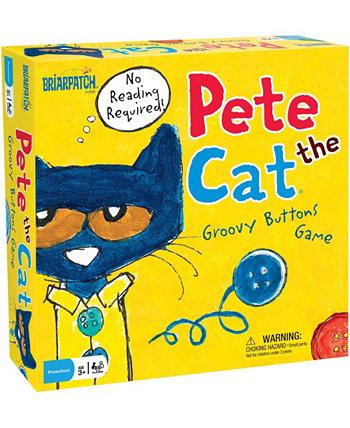 Pete the Cat Отличная игра для пуговиц Briarpatch