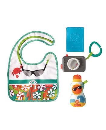 Подарочный набор Fisher-Price® Tiny Tourist ™ Fisher Price