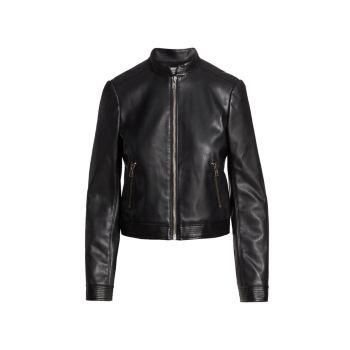 Phoenix Faux Leather Jacket Bailey 44
