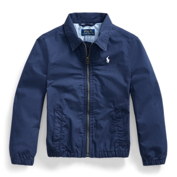 Bayport Stretch Cotton Twill Jacket Ralph Lauren