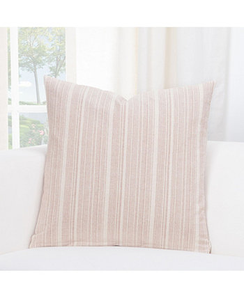 Вымытый солнцем кирпичный фермерский дом 20-дюймовая дизайнерская декоративная подушка Siscovers