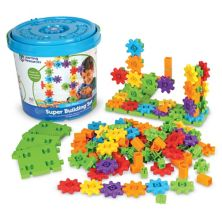 Learning Resources Gears! Gears! Gears! 150-pc. Super Building Set Learning Resources