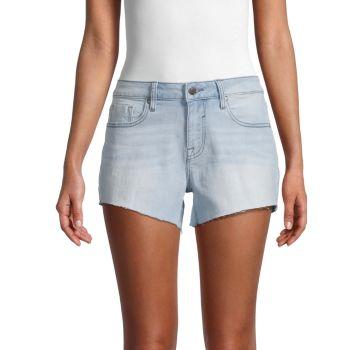 Джинсовые шорты Marley со средней посадкой Vigoss