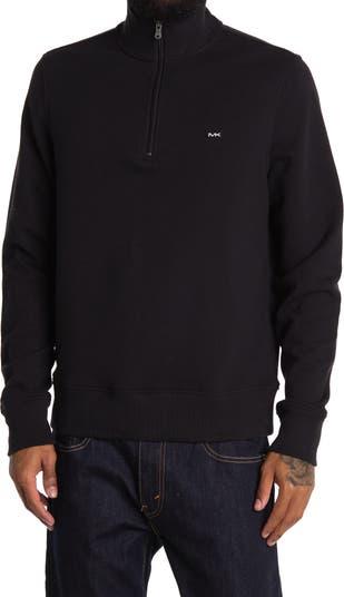Пуловер с варигированной кромкой в рубчик Michael Kors