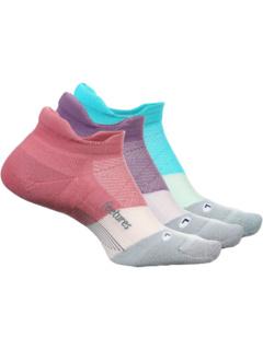 Набор из 3 пар Elite Ultra Light No Show Tab Tab Feetures