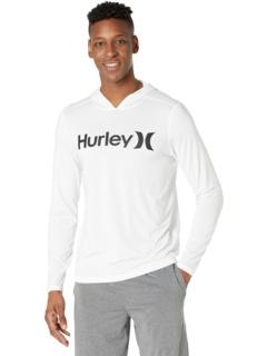 Толстовка One & Only Hybrid Surf с капюшоном Hurley