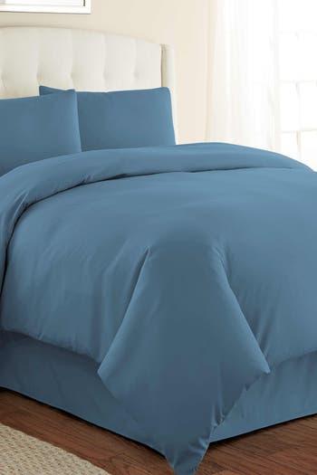 Комплекты пододеяльника Vilano Springs Full / Queen Southshore Fine Linens - Coronet Blue SOUTHSHORE FINE LINENS