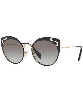 Солнцезащитные очки, MU 57TS 54 MIU MIU