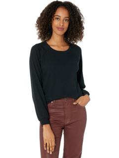 Пуловер реглан с длинными рукавами и вентилируемой спиной Love Rib Chaser