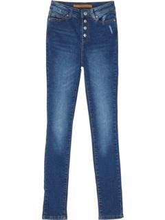 Джинсы-скинни Charlie в цвете Blue Steel (для детей младшего и школьного возраста) Joe's Jeans Kids