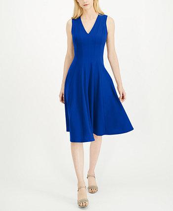 Платье миди Fit & Flare Calvin Klein