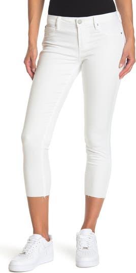 Укороченные джинсы-скинни до щиколотки Katie с потрепанным краем Articles of Society