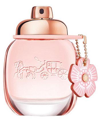 Цветочный спрей Eau de Parfum, 1 унция. COACH