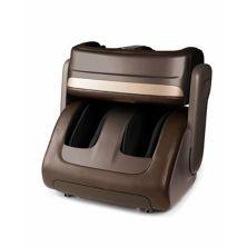 Dr. Heater USA ILG-9158 Multi-Function 3D Foot Massager, Brown & Burgundy Doctor D