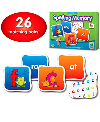 Match It Memory - Правописание The Learning Journey